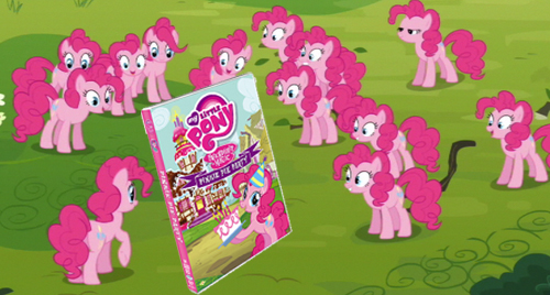 Pinkie Pie Party