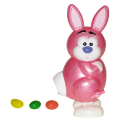 Funny Bunny in pink for the girls
