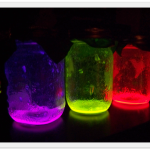 Fun Kids Activity ~ Glow Jars