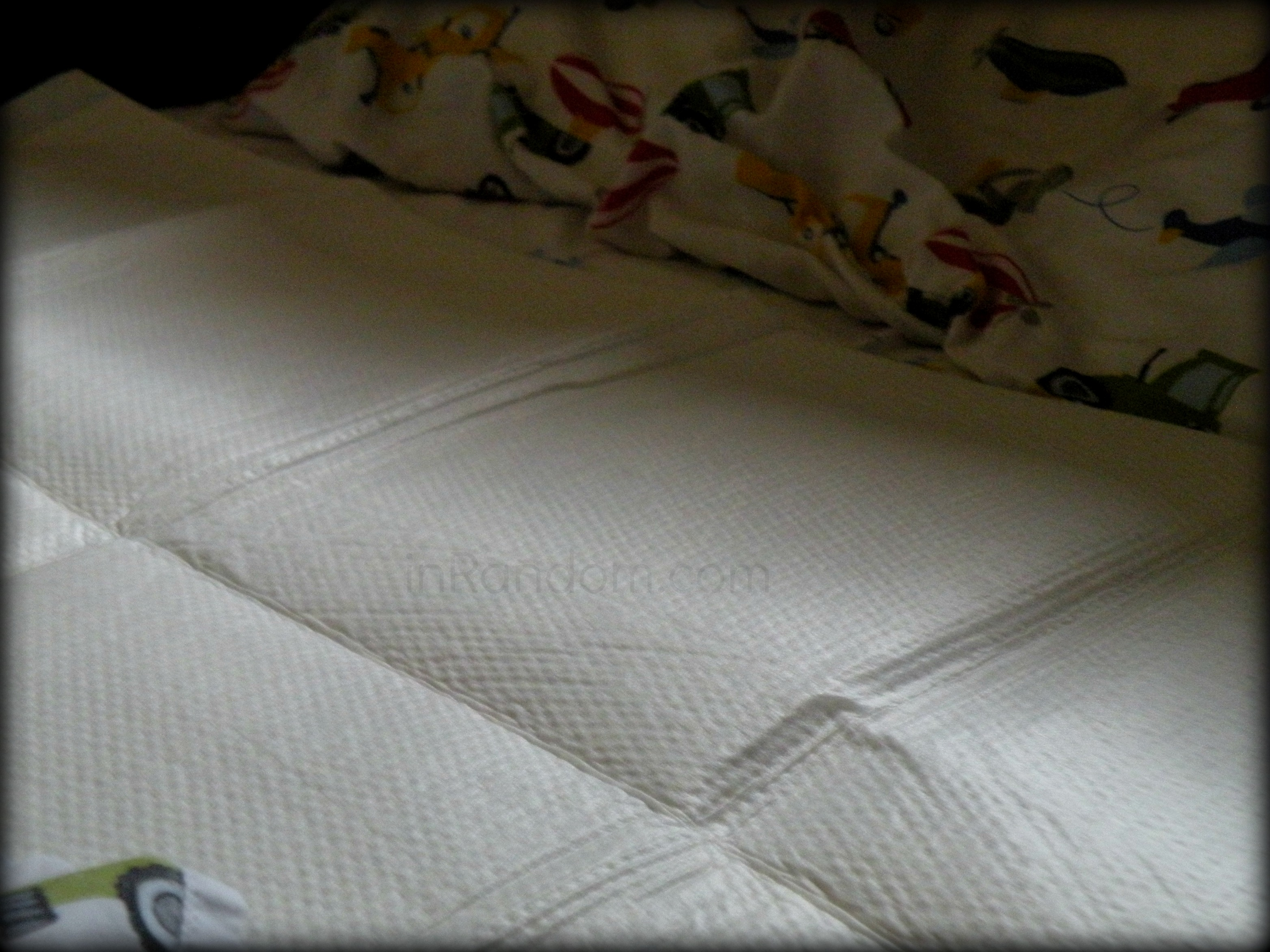 Information On Bedwetting Amp Goodnites Disposable Bed Mats