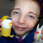 HomeSchool Crafts ~ Decorating Easter Eggs ~