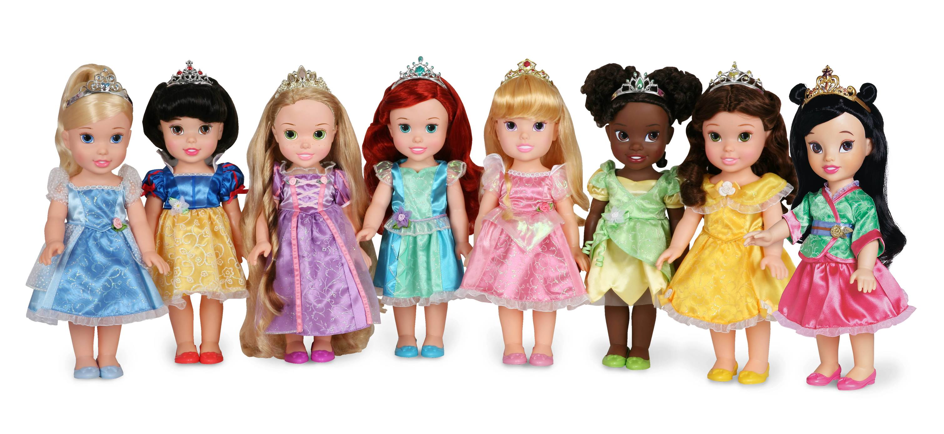 My First Disney Princess Doll From TollyTots