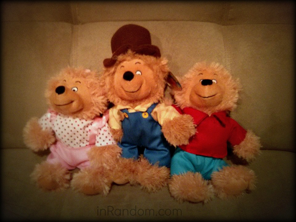 Berenstain Bears Plush