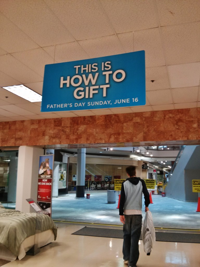 this is how to gift at Sears
