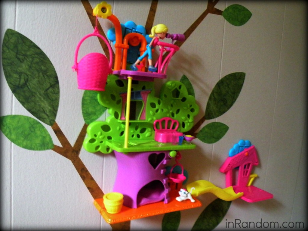 Wall Party Treehouse