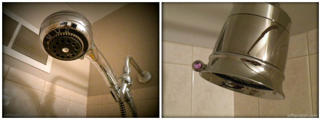 Difference in Showerheads