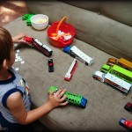 Word Trucks – Word Activity for Home-School or Early Education!