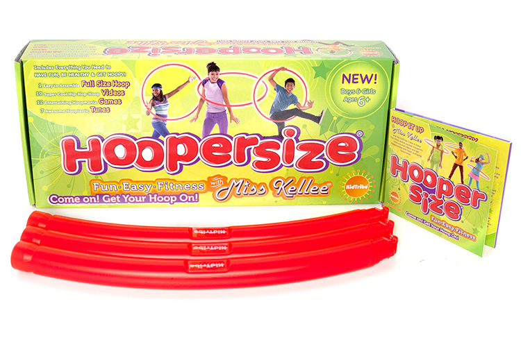 KidTribe Hoopersize Kit