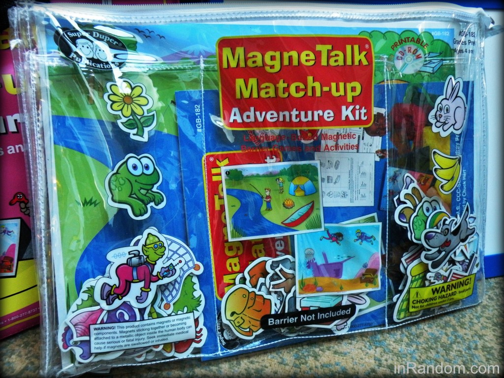 MagneTalk Adventures Kit