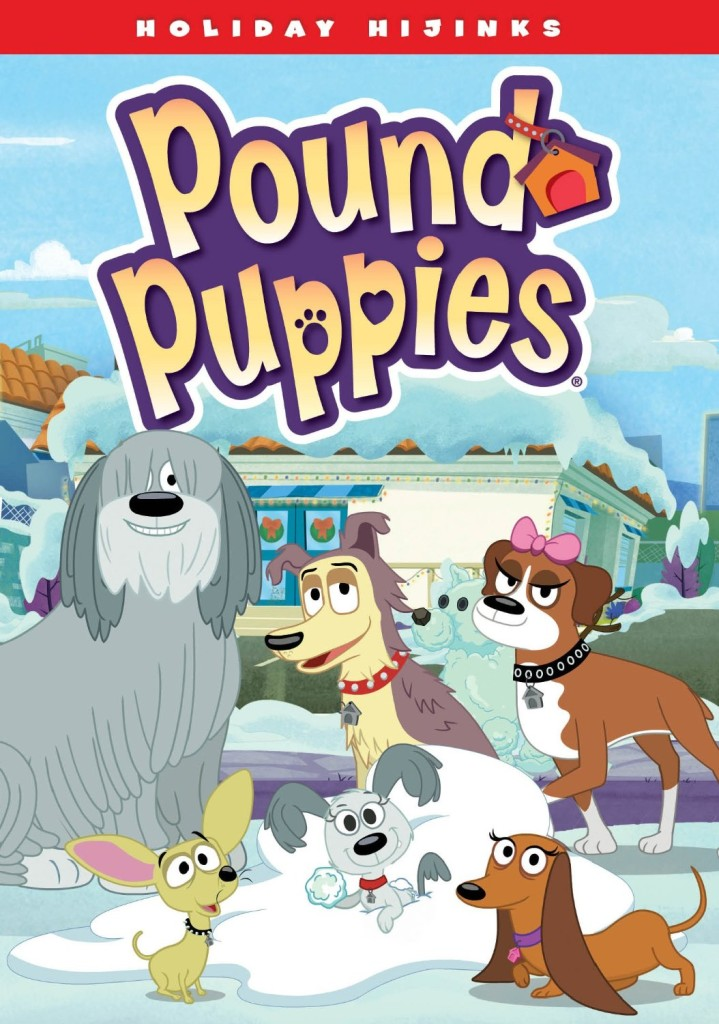 Pound Puppies Holiday Hijinks