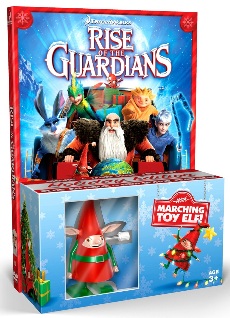 Rise of the Guardians Holiday Set