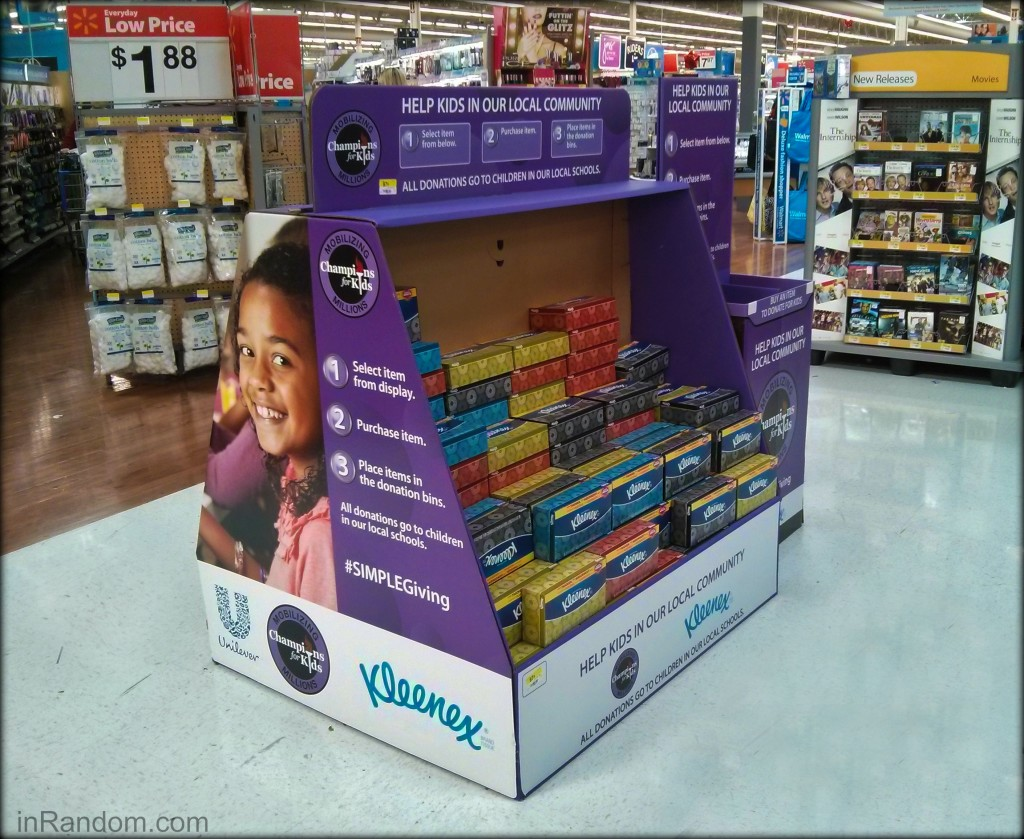 in store Champions for Kids pallet #shop