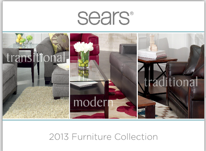 Sears Furniture for 2014