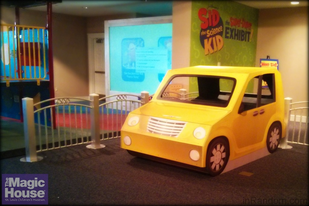 Sid the Science Kid Super Duper Exhibit