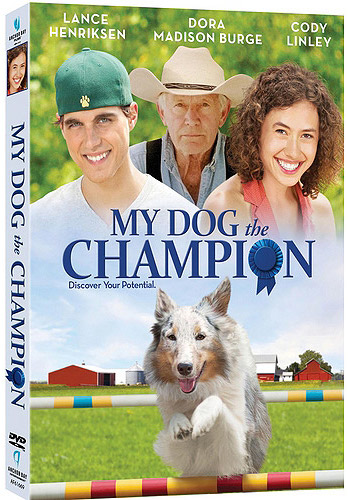 My Dog the Champion DVD Cover