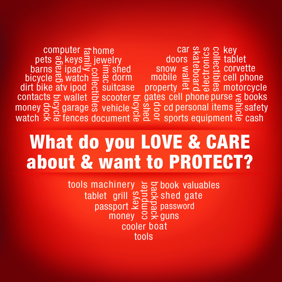 What Do You Love & Care About Sweeps