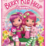 Strawberry Shortcake Berry Big Help Coloring Page & Giveaway! {US & CAN}