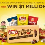 "Lay's ""Do Us A Flavor"" Contest & Bacon Wrapped Pork Steaks Recipe"