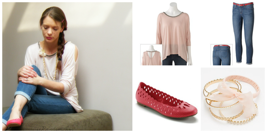 Kohl's Touch of Pink #MC