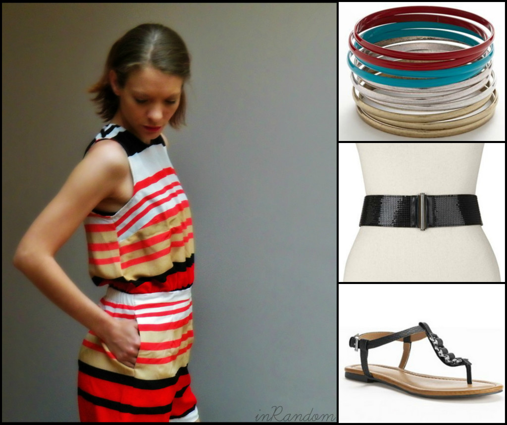 Accessories for Peter Som Romper #MC