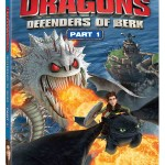 Dreamworks Dragons Defenders of Berk Part 1 DVD + Giveaway! {US & CAN}