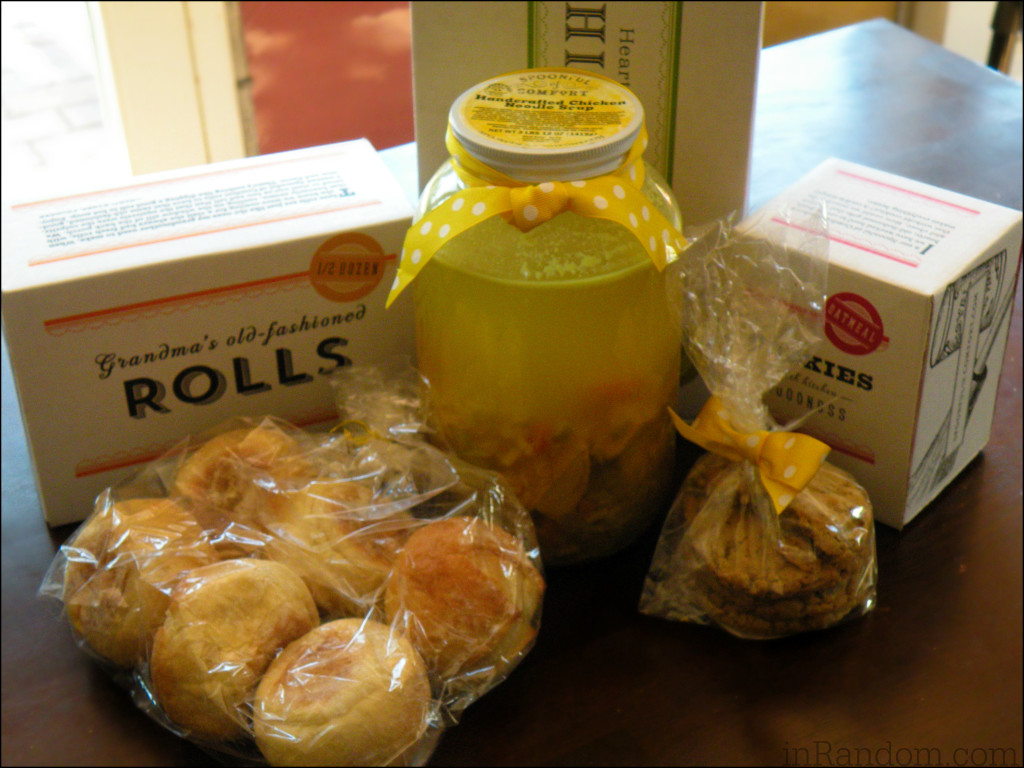 Spoonful of Comfort packages