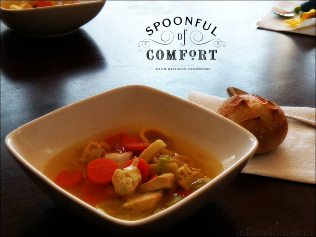 Spoonful of Comfort Soup