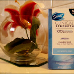 Secret Clinical Strength for All Day Protection + $25 Walmart GC Giveaway! {US}