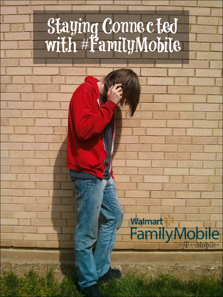 Staying connected #FamilyMobile #shop