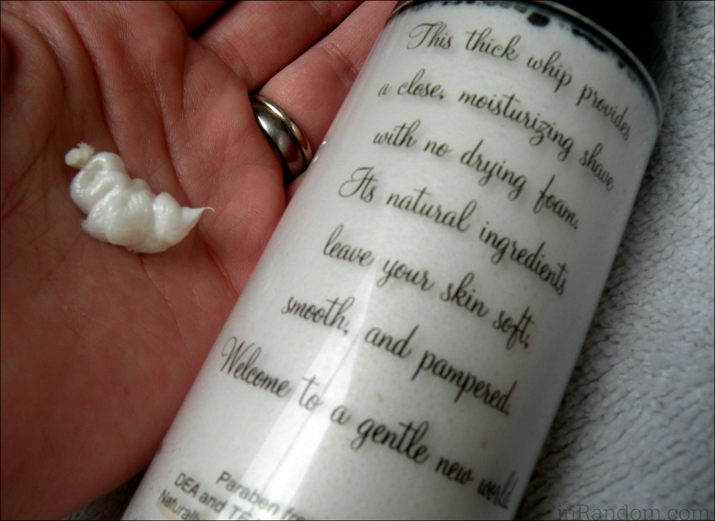 Whish Shave Crave Shaving Cream