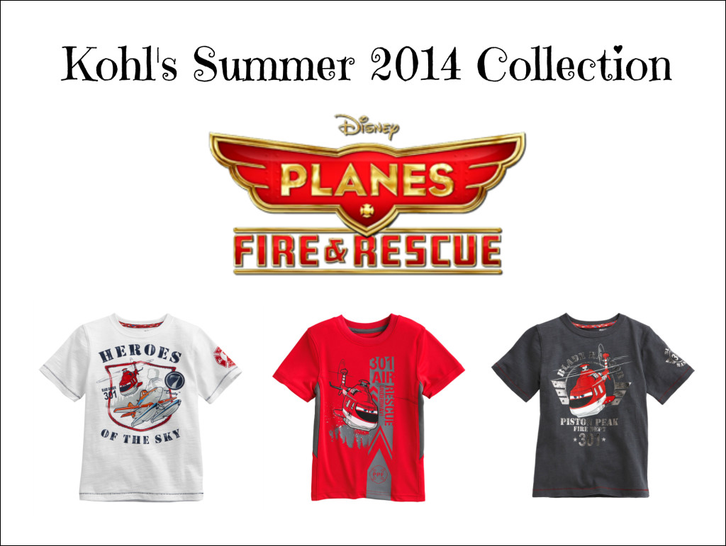 Kohl's summer collection