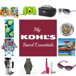 My Kohl's Summer Travel Essentials!