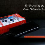 Power While You Travel with iBattz Mojo Battstation Optimus 20400