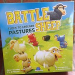 Battle Sheep from Blue Orange Games is Addictive & Fun