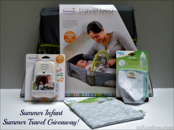 Summer Infant Travel Essentials