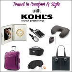 Travel in Comfort & Style with Kohl's #FindYourYes!