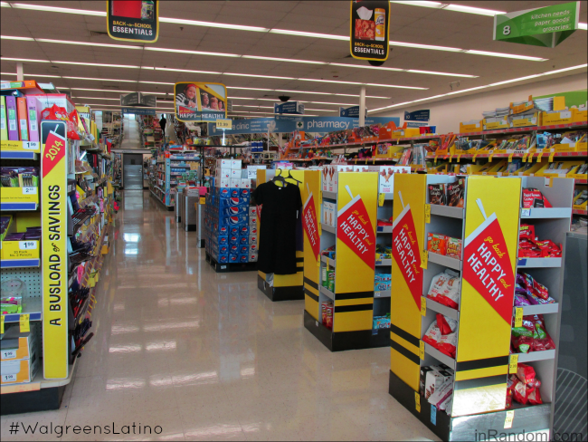 walgreens-back-to-school-aisle #shop
