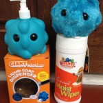 GIANTmicrobes Remind You To Wash Your Hands + Giveaway! {US}