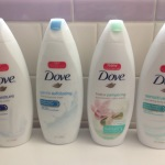 Take the Dove One Shower Challenge