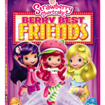 Strawberry Shortcake – Berry Best Friends DVD & Coloring Page + Giveaway! {US & CAN}