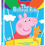 The Wonderful Peppa Pig & The Balloon Ride DVD! + Giveaway {US}