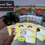 Teaching Honesty & Compassion – Harvest Time: Principles of Our World + Giveaway