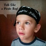Talk Like a Pirate Day & My Very Own Pirate Tale from I See Me! Personalized Books!