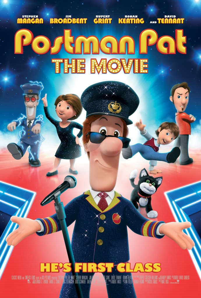 Postman Pat: The Movie Giveaway