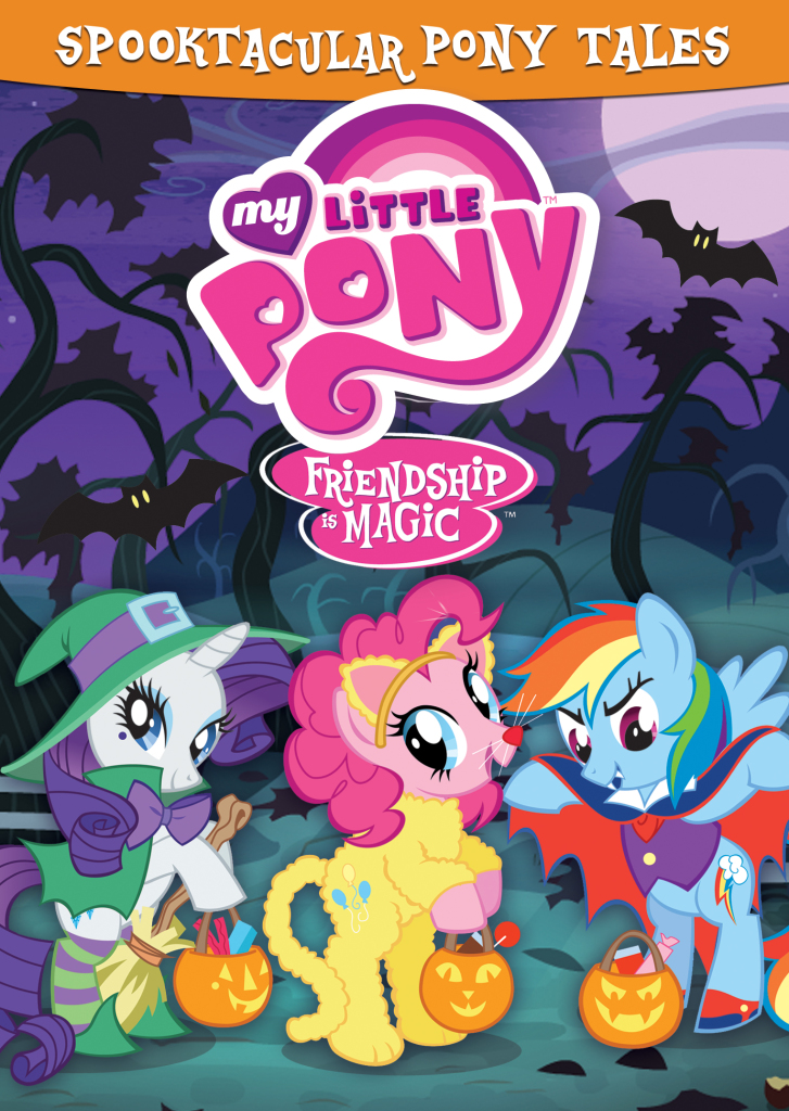 My Little Pony Spooktacular Pony Tales
