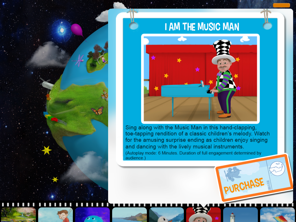 Travelogue page of I Am the Music Man-Purchase (72)