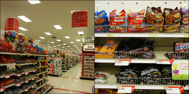 Snickers at Target #WhenImHungry #ad