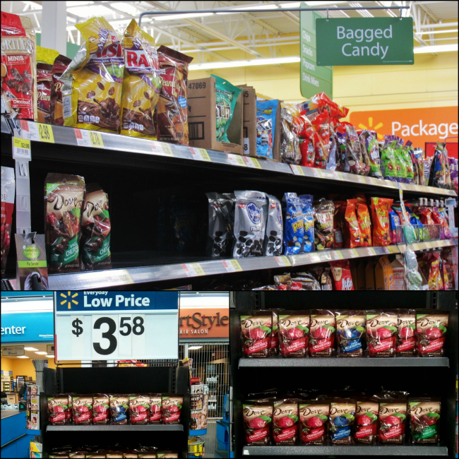DOVE® Fruit at Walmart #CollectiveBias #LoveDoveFruits