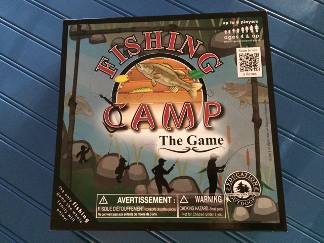 fishing camp the game