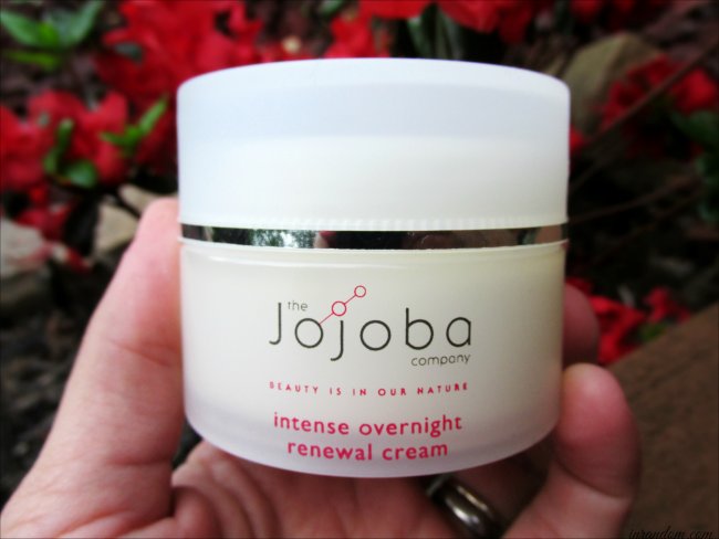 Jojoba Intense Overnight Renewal Cream